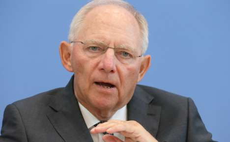 Schäuble warns of 'race to bottom' after UK tax cut plans