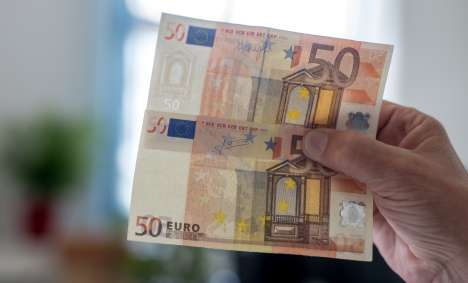 New €50 note is forgeable, claims German police union