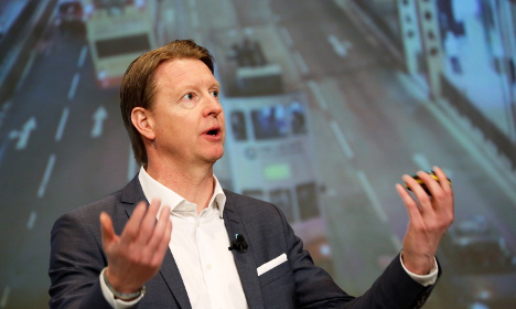 Fired Ericsson boss to get millions in payouts