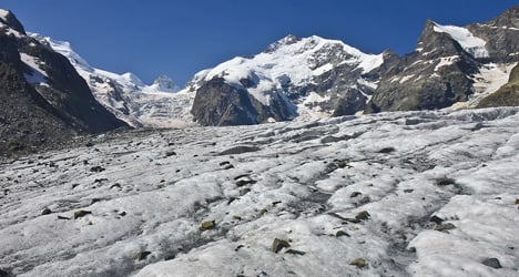 Swiss glacier reveals body of skier missing for 53 years