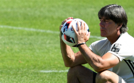 Löw rallies players with motto of 'Bring on the French'