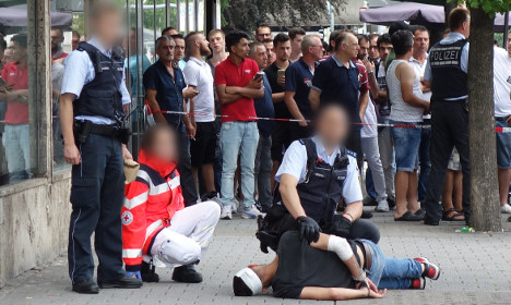 What we know about the Reutlingen knife attack