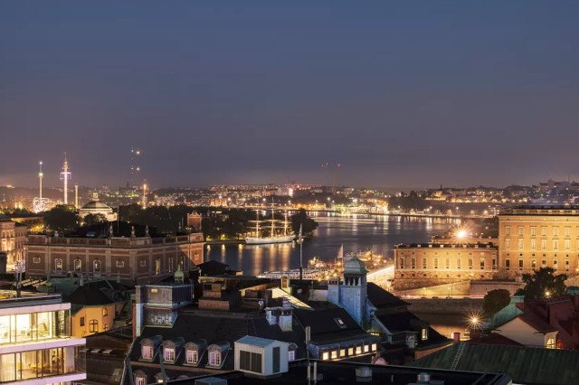 Seven rooftop bars to see in Stockholm this weekend