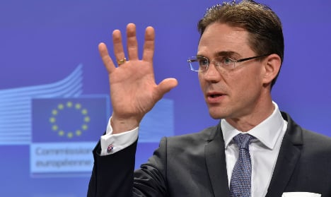 Suspend EU funds for Spain says European Commission