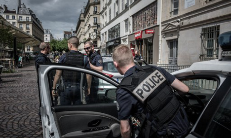 French intelligence chief fears car bombs and explosives