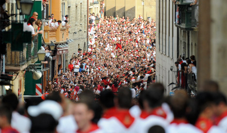 Police hunt sex attacker after another rape in Pamplona