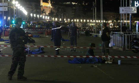 Italy calls anti-terror meeting after Nice attack