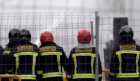 Brother and sister die in Barcelona apartment blaze