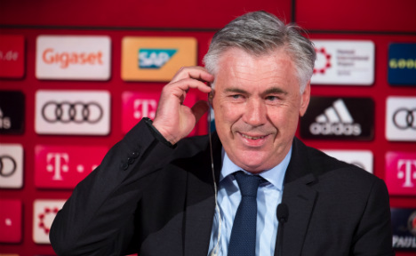 Ancelotti: I'm not here to lead a revolution
