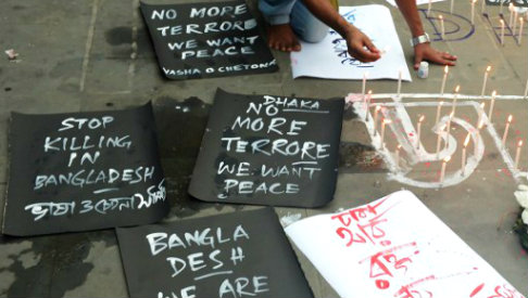 Dhaka attack: Italian bodies to be flown home this week