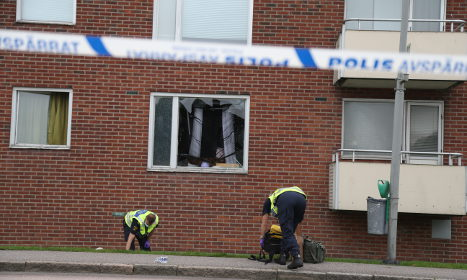 Gothenburg grenade blast is 'part of a cycle of violence'