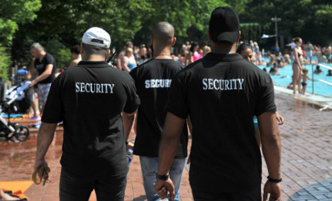 Private security sector booms on terrorism fears