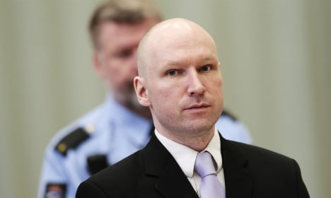 Appeal over Breivik's treatment due in January