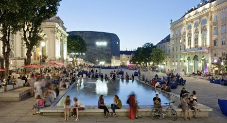 Vienna ranked second most liveable city – again