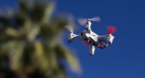 Swiss start-up to offer drone service to farmers