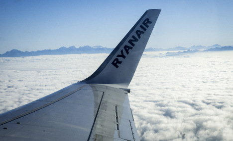 Ryanair gives away €8 flights to mark Italy investment boost