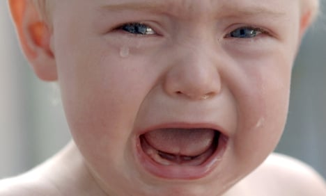 Why German babies cry differently to Chinese ones