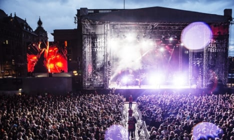Five great events coming up in Sweden this week