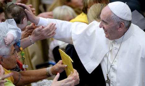 Papal commission to consider female deacons in Church