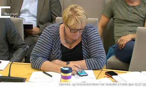 MP slammed for playing Pokémon at defence hearing
