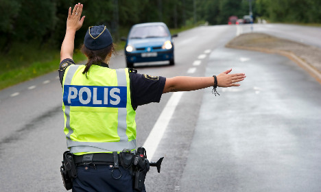 Swede caught drink driving four times in eight months