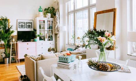 In pictures: Decorate your tiny apartment the Swedish way