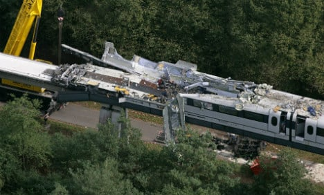 10 years since horror crash on magnet-train's maiden voyage