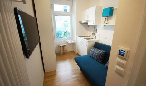 Berlin the new London? 10m2 flat to rent for €750 a month