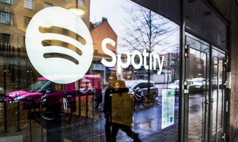 Spotify surpasses 40 million paying subscribers