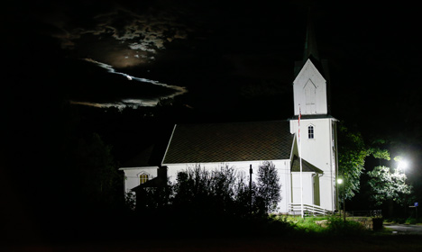 Church of Norway loses 25,000 members in one month