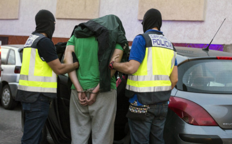 Man arrested in Wuppertal as part of Spanish Isis raids