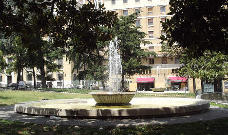 Fountain thief gets suspended sentence for stealing 60 cents