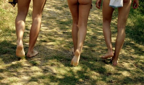 Nudists could soon be allowed to get naked in Paris