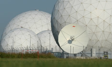 German spies 'systematically violating constitution'