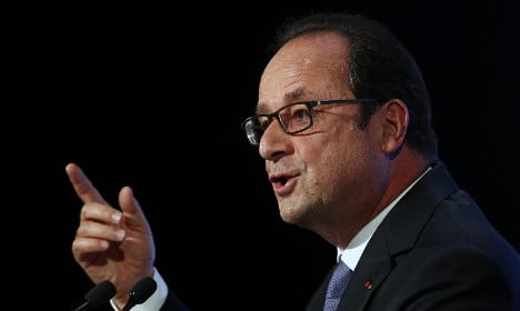 Hollande: French Republic must make room for Islam