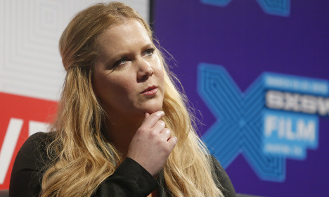 Amy Schumer heckler: 'I didn't mean to sound so sexist'