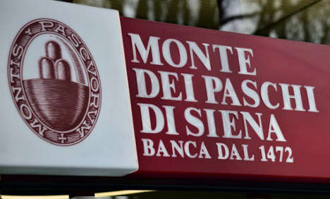 CEO of troubled Italian bank resigns