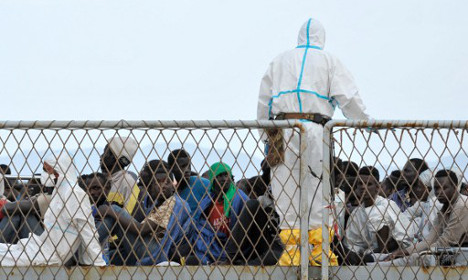 3,400 migrants rescued over the weekend: Italy coastguard