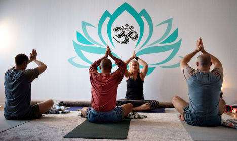 Study: Yoga helping Swedish inmates one pose at a time