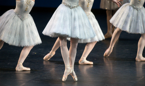 Berlin ballet angry at 'political choice' of new director
