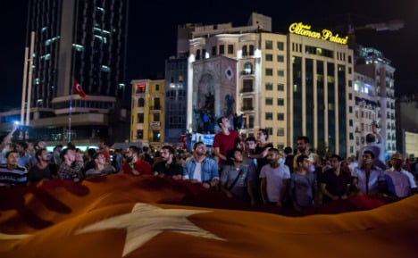 Several Germans trapped in Turkey since coup attempt