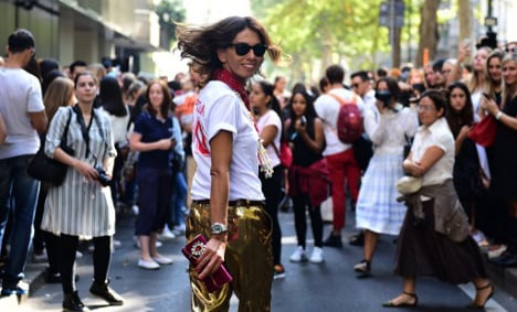 An end to fashion elitism? Not in Milan…