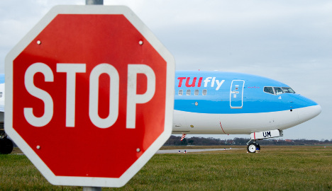1000s of passengers affected as Tuifly grounds all flights