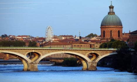 Toulouse proves a winner as France's city on the rise