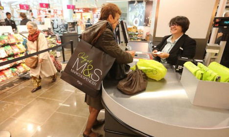 Is Marks & Spencer to close Champs-Elysées store?