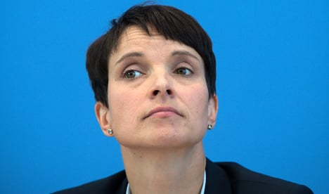 Disgust as AfD leader likens immigrants to compost heap