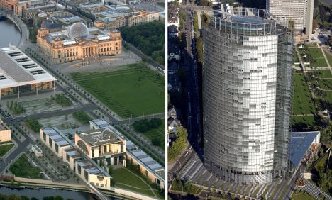 25 years on, Germany's 'two capitals' causing headaches