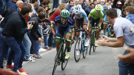 Aussie cyclist gets caught in traffic, misses Tour of Lombardy
