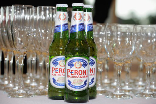 Italian beer Peroni officially turns Japanese