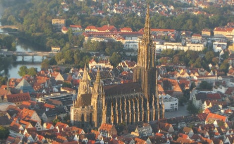 Iconic German church being eroded away by human urine
